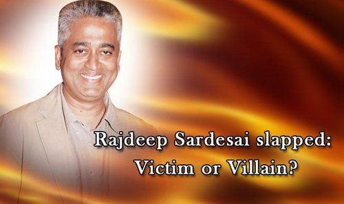 Rajdeep sardesai wife sexual dysfunction