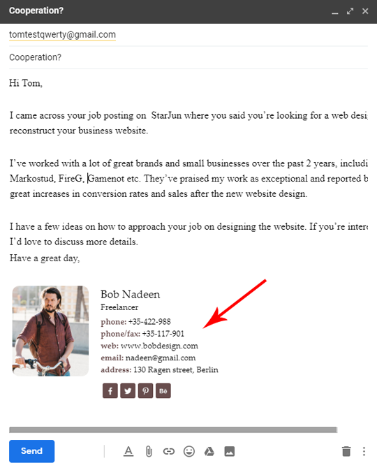 What is the best font for email signatures? Why? - Quora
