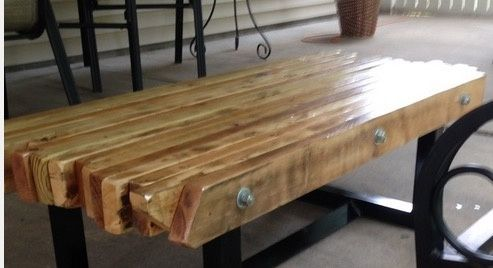 How To Build A Table Top Using 2x4s Quora