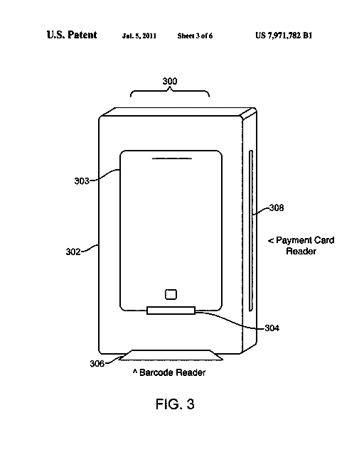 Does Apple Have A Patent Covering Retail Payment Card