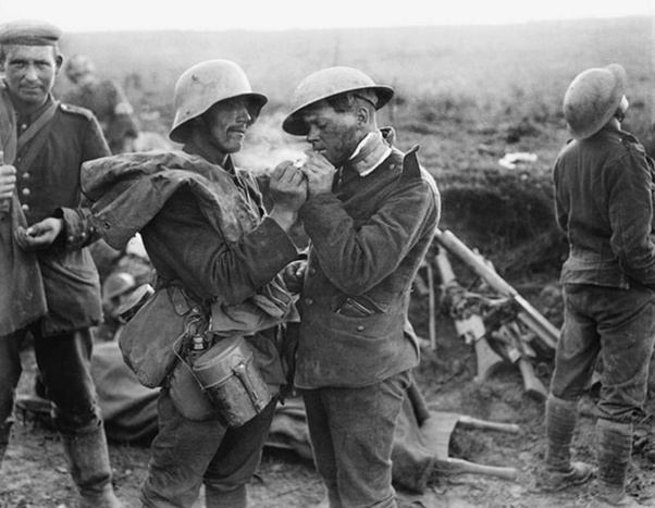 Image result for ww1 German soldier