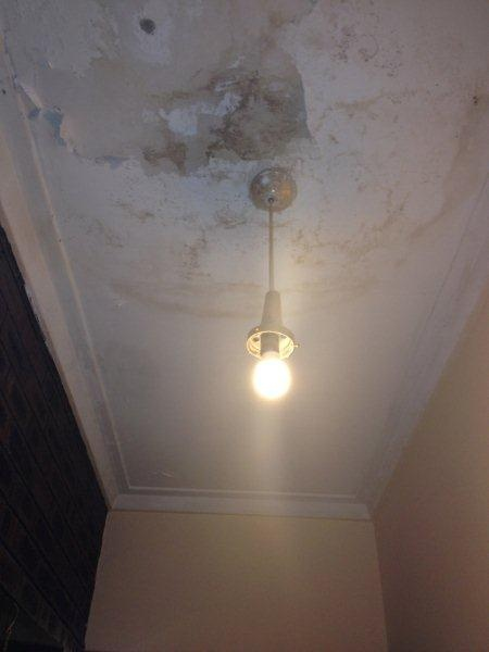 How To Repair A Ceiling Leak Quora