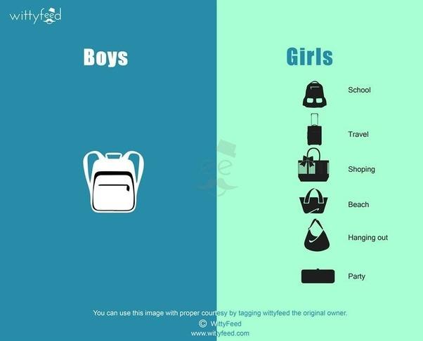 main qimg 3d4dbb7dad971843ad9af73e7f6b85a2 c what are some of the funniest boys vs girls memes? quora