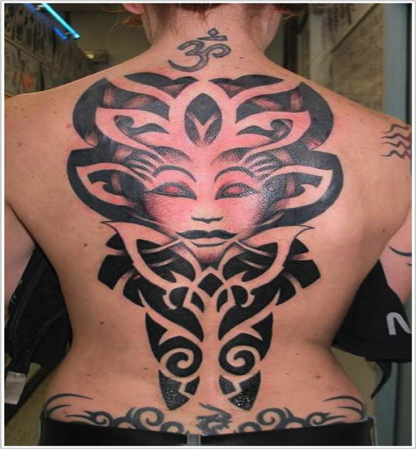 What Are Some Oriental Tiger Tattoo Designs?