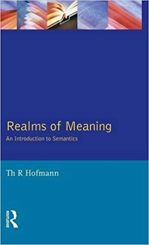 what are the introduction books in semantics that are easy to