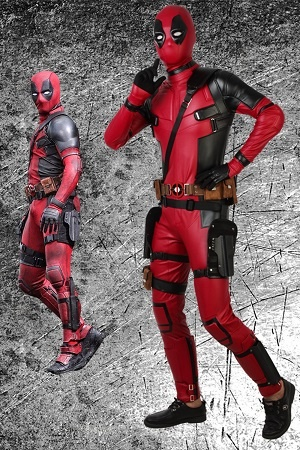 Where can you buy a deadpool costume quora for every costume it is custom made and shipping time is guaranteed please do enjoy your cosplay journey here solutioingenieria Choice Image