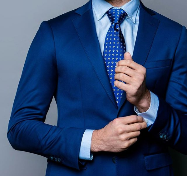 Which is the best place for mens custom tailored suits? - Quora