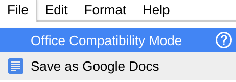 How To Convert A DOCX File To Google Docs Quora - Docx to google docs