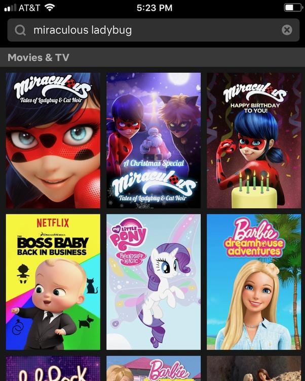 Miraculous Ladybug Christmas Special.Everyone Says That Miraculous Ladybug Is On Netflix Us But