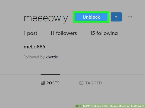 If someone blocks you on Instagram, is it permanent? - Quora