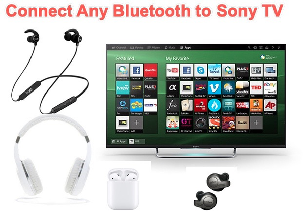 Can I Connect Sony Bluetooth Headphones To A Sony Bravia Tv Quora