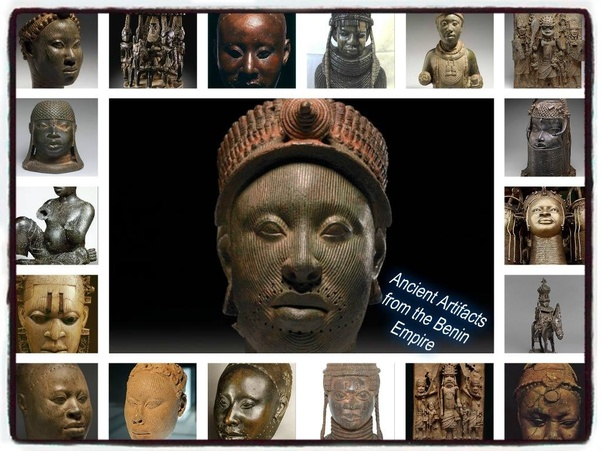 Given the degree that Europeans looted African art and destroyed ...