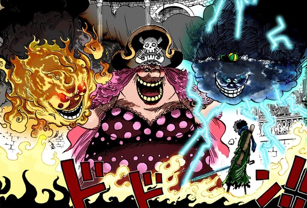 Who is the strongest character in One Piece? - Quora