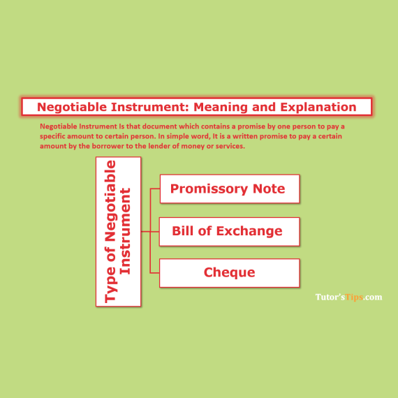 Negotiable Instruments Act 1881 Pdf