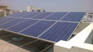 What is the cost of installing a 5kw solar rooftop power station in