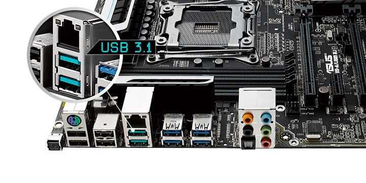 What is the difference between back and front USB ports? - Quora