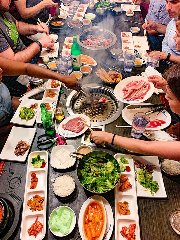 Which is better, Korean BBQ or Japanese shabu shabu? - Quora