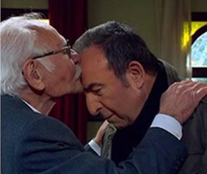 when a man kisses you