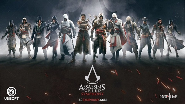 What Is Your Opinion On The Assassin S Creed Saga Quora