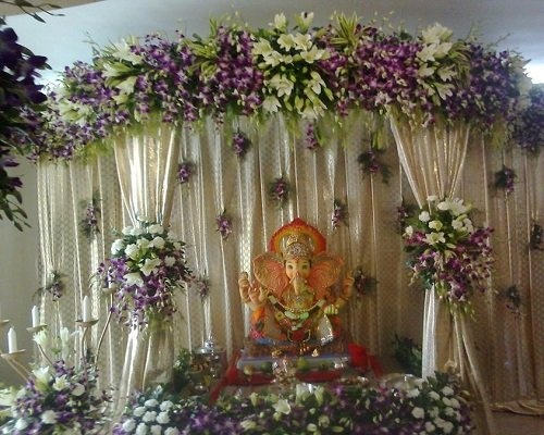 Flower Ideas For Home Decoration: What Are The Best Ideas For Ganpati Decorations?