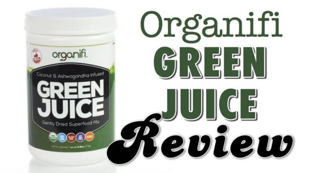 Are The Health Claims Associated With Organifi Green Juice