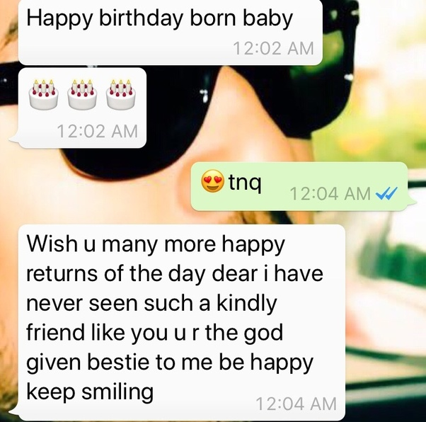 What Is The Best Birthday Message Quora