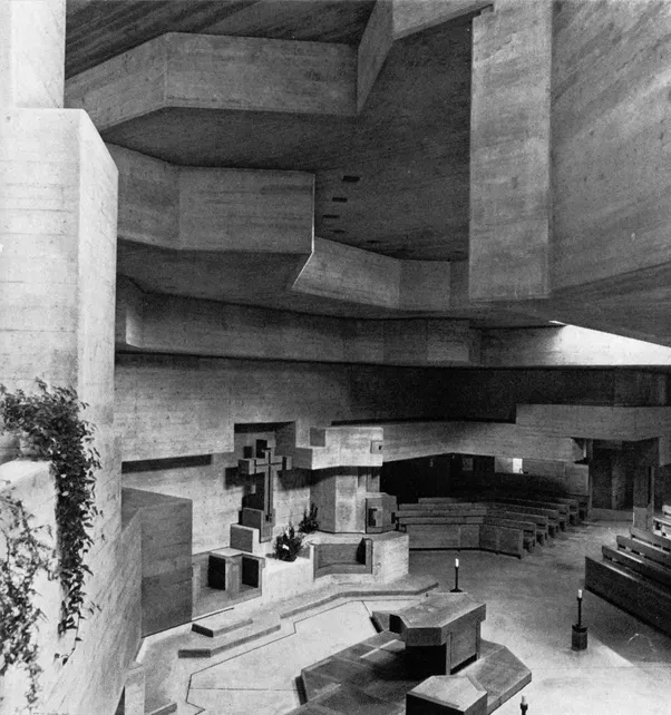 A Celebration Of Concrete: What Qualities Does A Brutalist Or Modernist Building Have