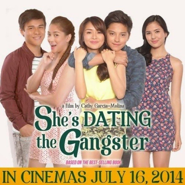 Shes dating the gangster full movie tagalog kathniel