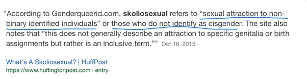 Sexual attraction to yourself term