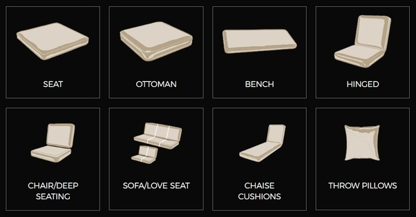 What Is The Best Foam For Sofa Cushions Quora