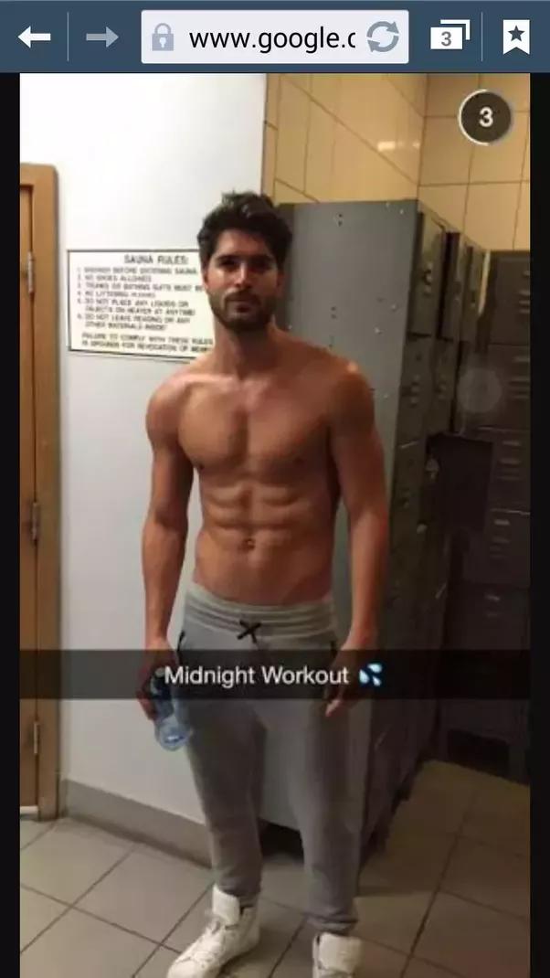 how do guys flirt at the gym