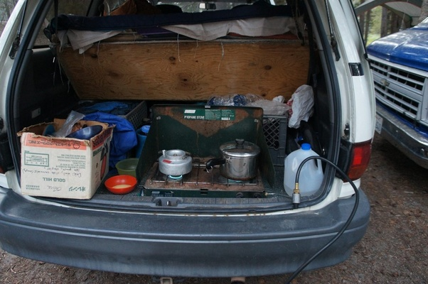 What 4x4 or AWD camper van would you recommend? - Quora