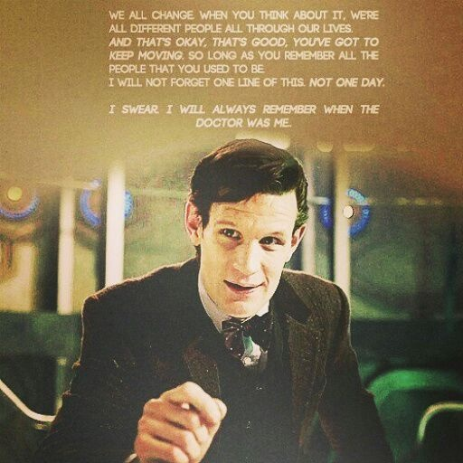 What Did The Doctor In Doctor Who Mean When He Said We Are All