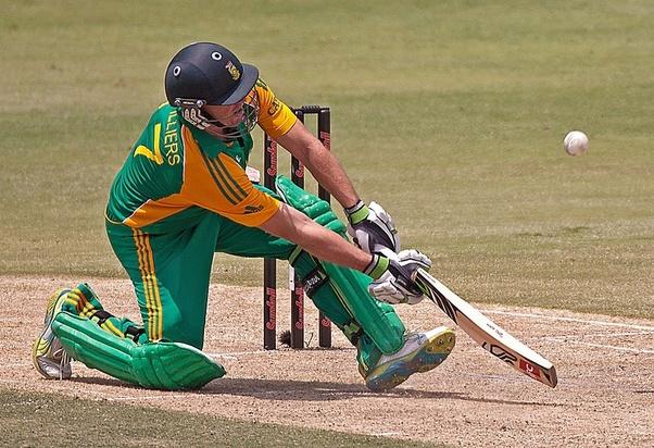 What is AB de Villiers's favorite shot? - Quora