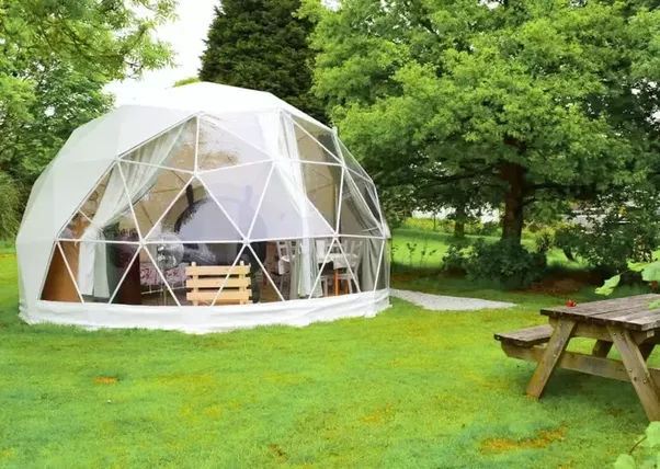 Luxury Dome Tent & Who is the best manufacturer of luxury tents? - Quora