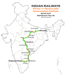 How much time does Blue Dart take to reach a parcel from Patna to