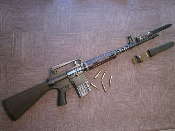 Is the AR-10 rifle used in the military? - Quora