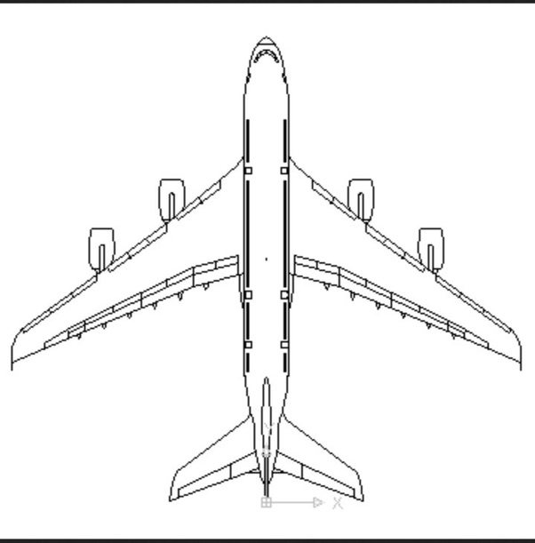 And There Are Four Main Items On Itu0027s Wing, Which Generally Applies To Most  Airplanes Too.
