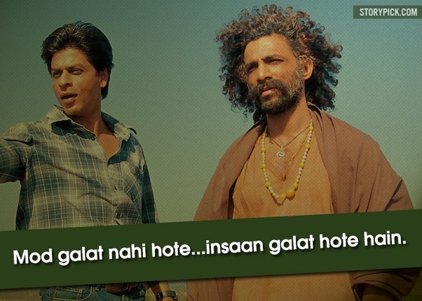 What are some of the best Bollywood dialogues we failed to