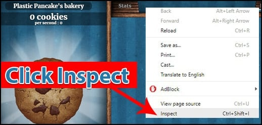 How to hack cookie clicker - Quora