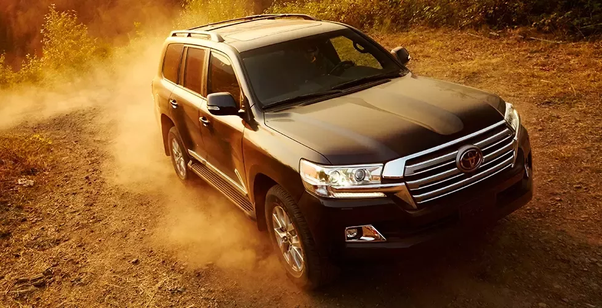 Land Cruiser 150 Series Also Known As Prado. Bit Smaller And Comes With  Smaller Engine Choices. Still As Capable And Durable As Its Big Brother.