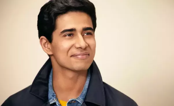 attractive indian man