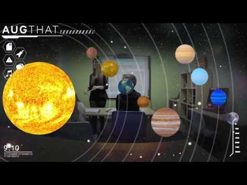 Application Helps Teachers Involve Them In Fields Of Augmented Reality Science Education AugThat Obtained Different Lessons Various Formats That Include