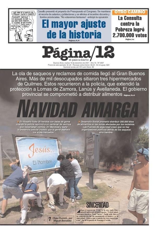 Argentina: para una historia de la corrupción 24