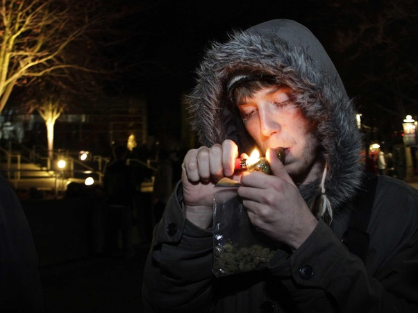 How bad is it to smoke weed all day, everyday? - Quora
