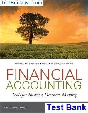 financial accounting kimmel 4th edition answer key