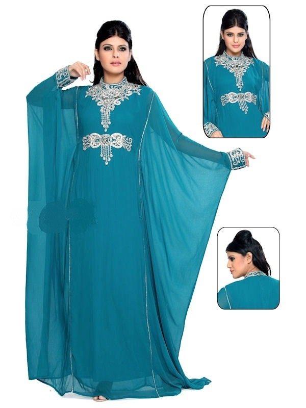 Zakaj arabski moški nosijo belo obleko, ženske pa črno-4833
