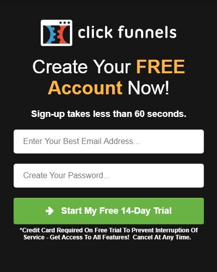 Unknown Facts About Clickfunnels 60 Day Trial