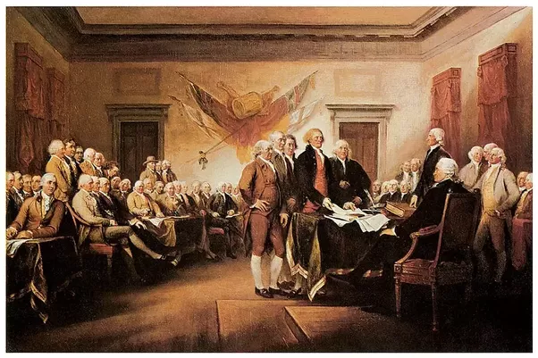 essay on the signing of the declaration of independence The declaration of independence, signed on july 4th 1776, is one of the most important documents in american history it helped to define america's values and its freedom, as it still stands today.