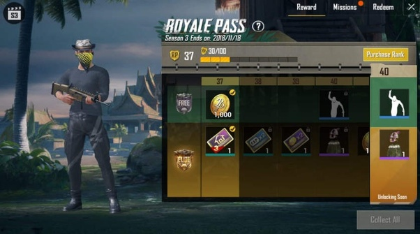 How To Get An Elite Royal Pass For Free In Pubg Mobile In 1 Week Quora - get royal pass!    for free in pubg mobile caption